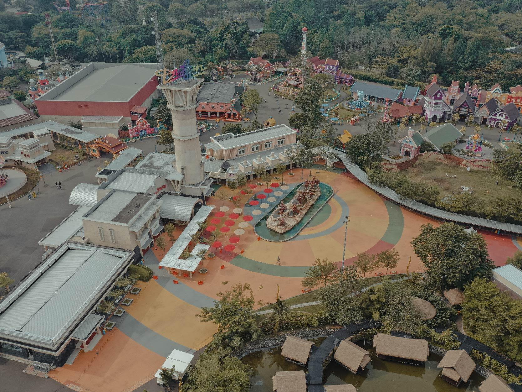 Tempat Umum di Jakarta yang Beroperasi Selama PPKM Level 3