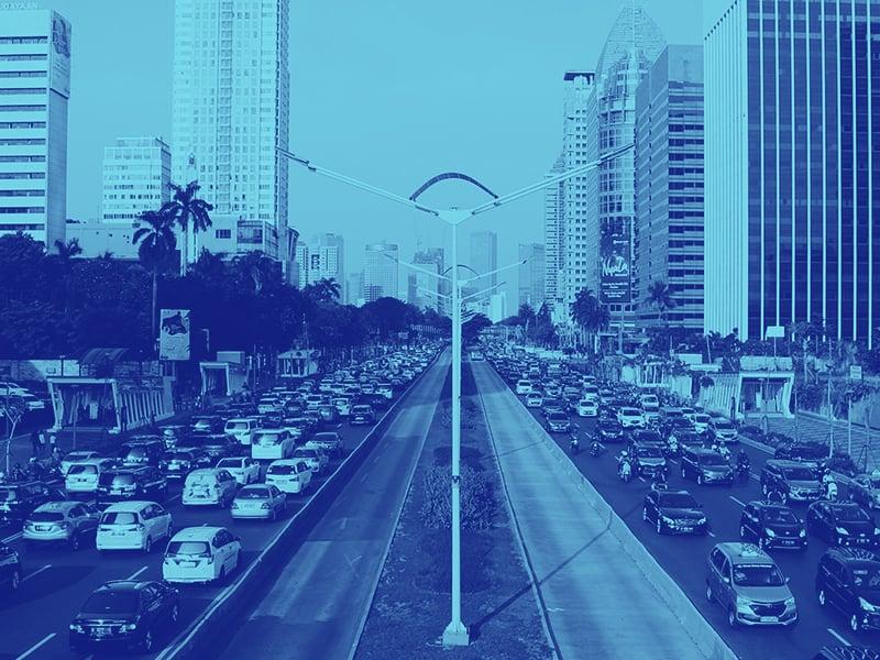 Jakarta's Odd Even Regulations at PPKM Level 3