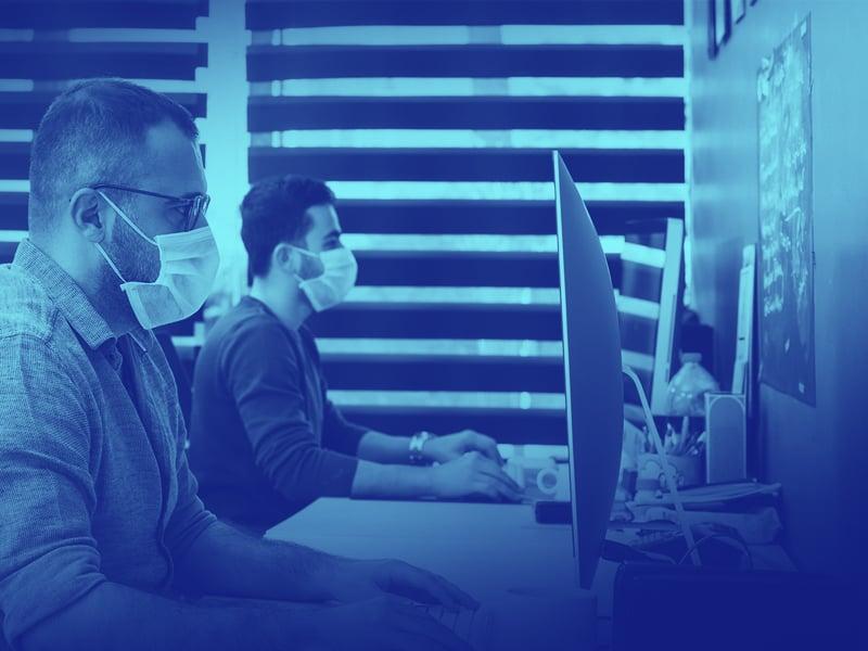 Keamanan Covid-19 di Perkantoran: Cara Mencegah Penyebaran Virus Antar Karyawan