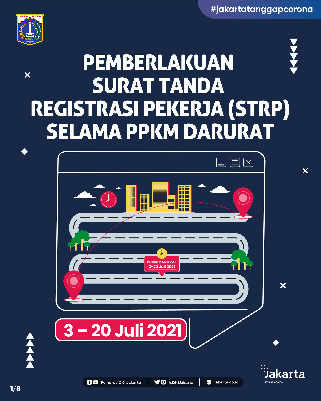 STRP Regulation in Jakarta