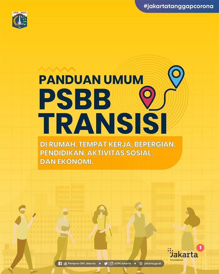 Panduan Umum PSBB Transisi