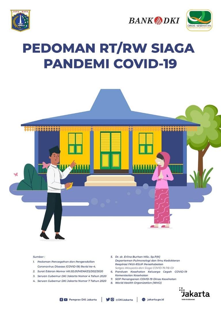 Pedoman RTRW Siaga Pandemi COVID-19