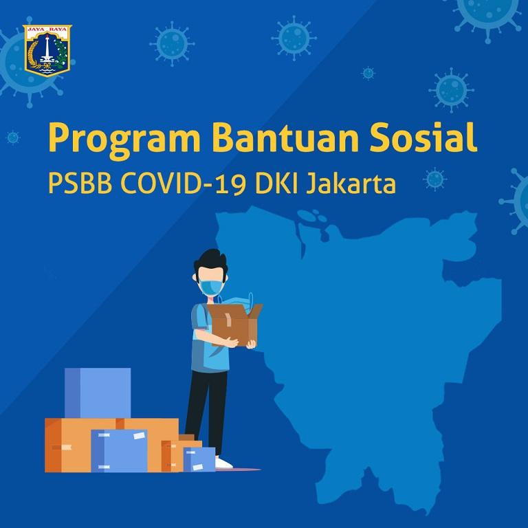 Program Bantuan Sosial PSBB COVID-19 DKI Jakarta