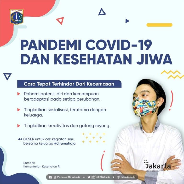 Pandemi COVID-19 dan Kesehatan Jiwa